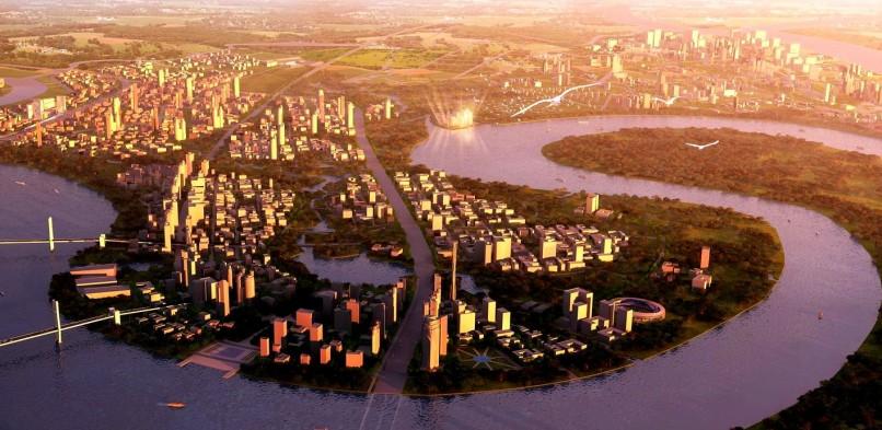 Gánh nặng trả lãi mỗi ngày 2,9 tỷ của Khu đô thị mới Thủ Thiêm 1
