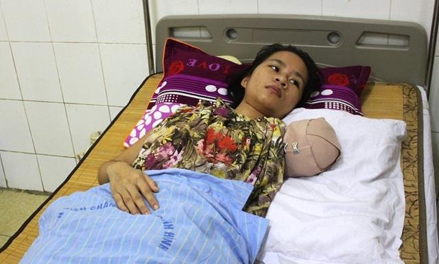 Người phụ nữ bị hổ vồ mất tay: Thông tin bất ngờ 1