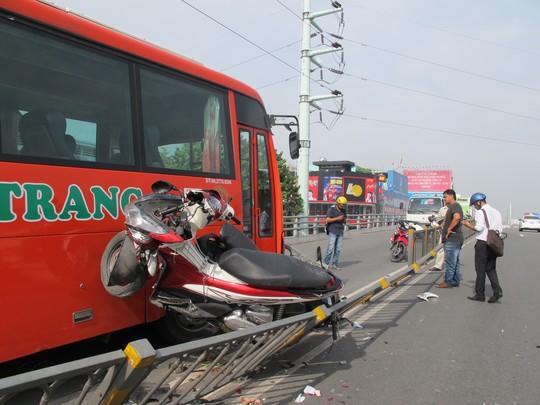 Diễn biến mới vụ xe Phương Trang gây tai nạn, 9 người thương vong 1