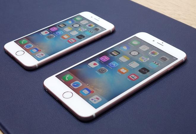 5 điểm trên iPhone 6S khiến người dùng thất vọng 1