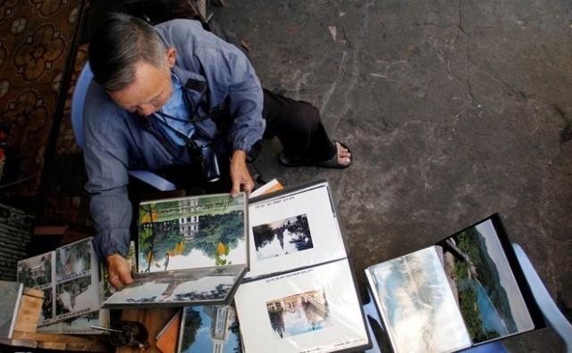 Cụ ông 85 tuổi phượt xuyên Việt bằng xe máy cà tàng 16