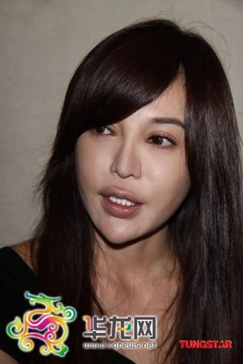 Nữ hoàng sắc đẹp Đài Loan trở thành