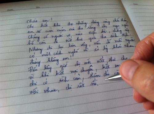 Lá thư vợ gửi nhân tình của chồng ai cũng nên đọc 1