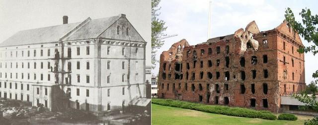 Những chiến trường tàn khốc trong Thế chiến II xưa và nay 6