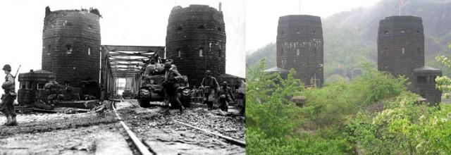 Những chiến trường tàn khốc trong Thế chiến II xưa và nay 9