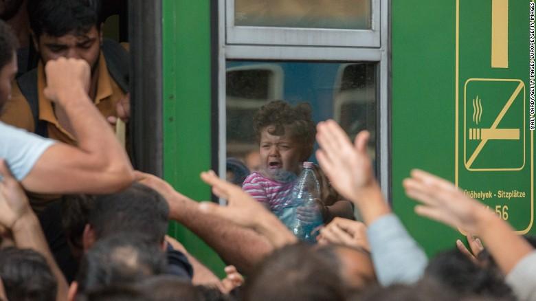 Những nước nào đang nhận và không nhận người tị nạn Syria? 2