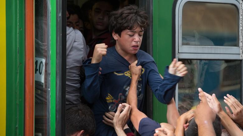 Những nước nào đang nhận và không nhận người tị nạn Syria? 3