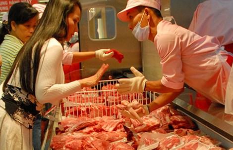 Thịt từ châu Âu 'đổ bộ' vào Việt Nam, thịt nội có lép vế? 1
