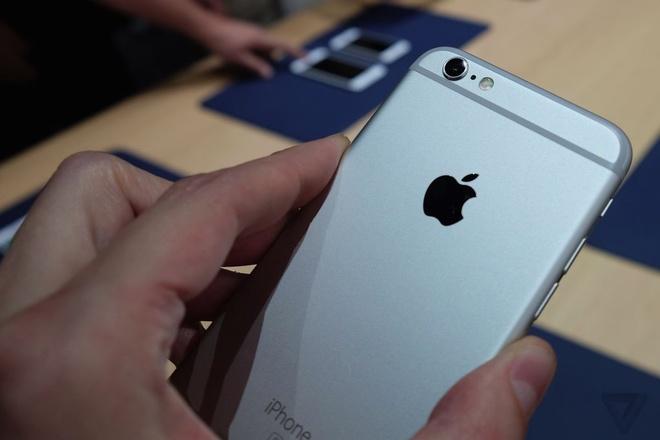 5 điểm trên iPhone 6S khiến người dùng thất vọng 3