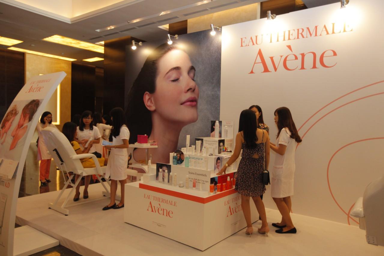 Ra mắt Thương hiệu Eau Thermale Avène tại Việt Nam 2
