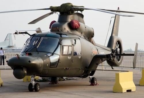 Trung Quốc phát triển trực thăng tấn công có khả năng tàng hình 3