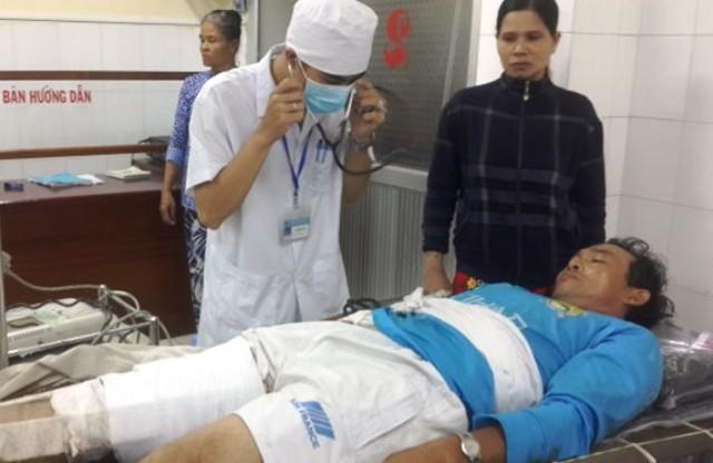 Bị cướp biển tấn công, hai ngư dân Việt Nam thương vong 1