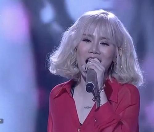 Chung kết Giọng hát Việt 2015: Mr. Đàm hóa