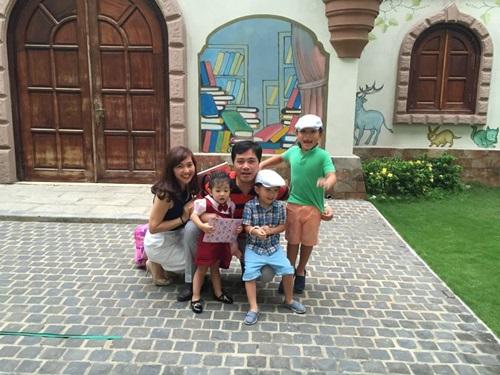 Cuộc sống viên mãn của Lưu Hà 'thời tiết' bên chồng doanh nhân 8