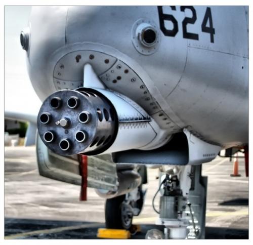 Máy bay A-10 Thunderbolt II của Mỹ và 10 điều bạn có thể chưa biết về 2