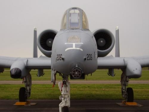Máy bay A-10 Thunderbolt II của Mỹ và 10 điều bạn có thể chưa biết về 3