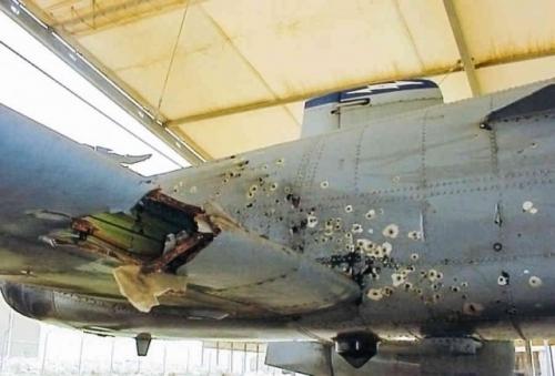 Máy bay A-10 Thunderbolt II của Mỹ và 10 điều bạn có thể chưa biết về 6