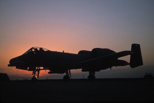 Máy bay A-10 Thunderbolt II của Mỹ và 10 điều bạn có thể chưa biết về 8