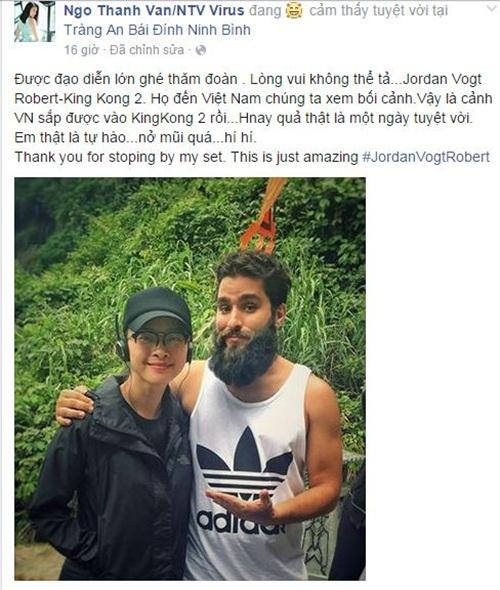Facebook sao Việt: Mai Phương Thúy kém sang với áo phông, quần short 13