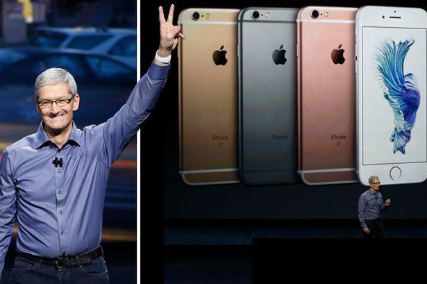 Người dùng đã có thể đặt hàng iPhone 6s và 6s Plus 3