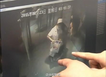 Cô gái đóng giả y tá bắt cóc trẻ sơ sinh 1