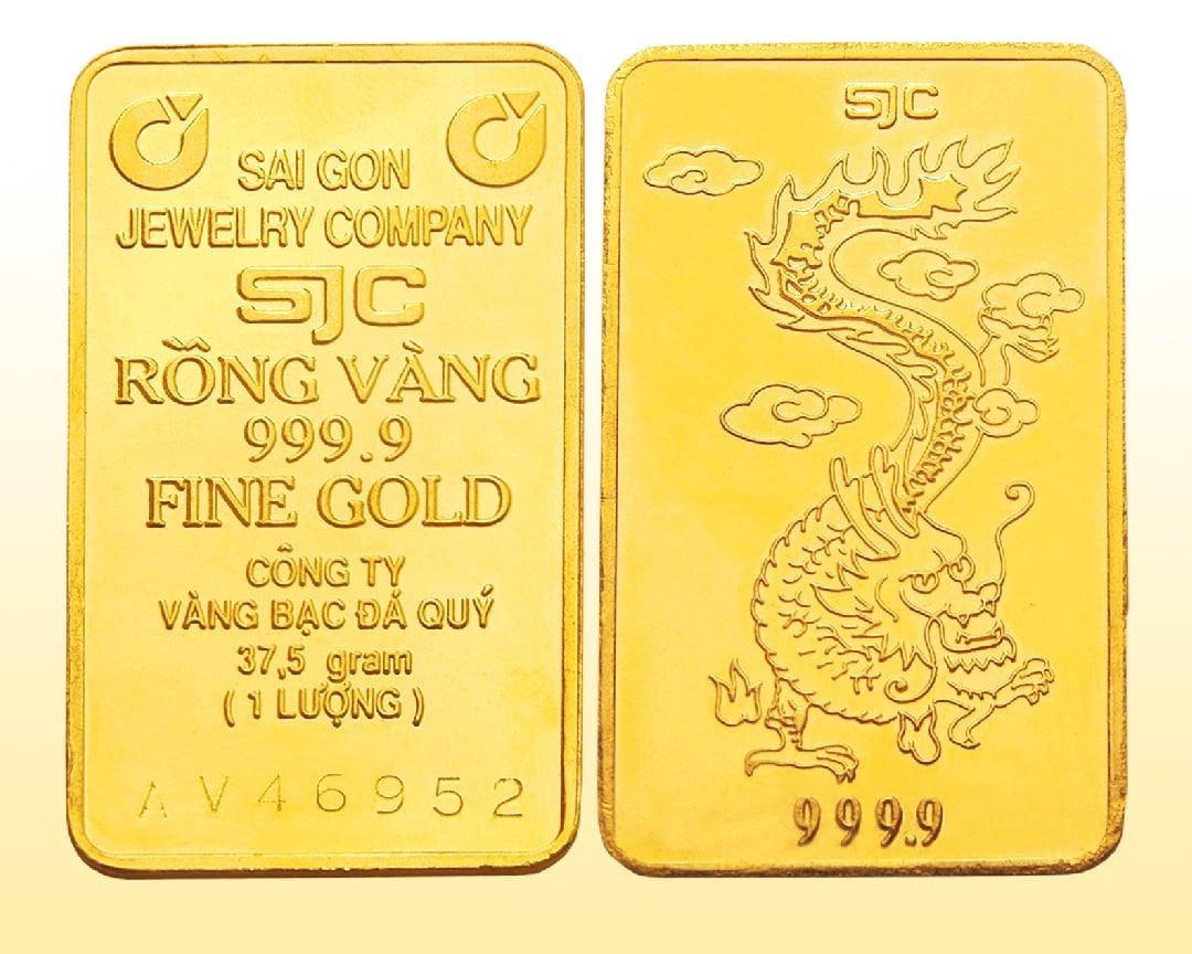 Giá vàng hôm nay 15/9: Vàng SJC đồng loạt giảm giá 2