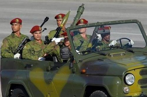"""Những điều chưa biết về lực lượng đặc nhiệm """"Ong đen"""" tinh nhuệ của Cuba 11"""