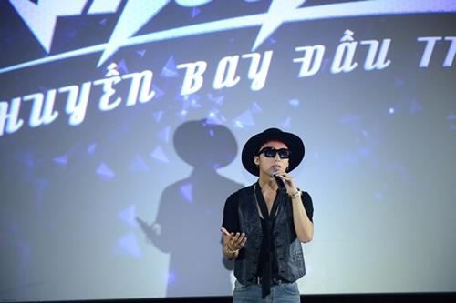 Sơn Tùng hứa 'quẩy' hết mình cùng fan trong liveshow M-TP Ambition  3