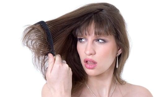 Dự đoán bệnh qua những biểu hiện của tóc 1