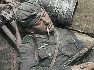 Lính Đức Quốc xã dùng ma túy đá để hưng phấn khi xung trận 3