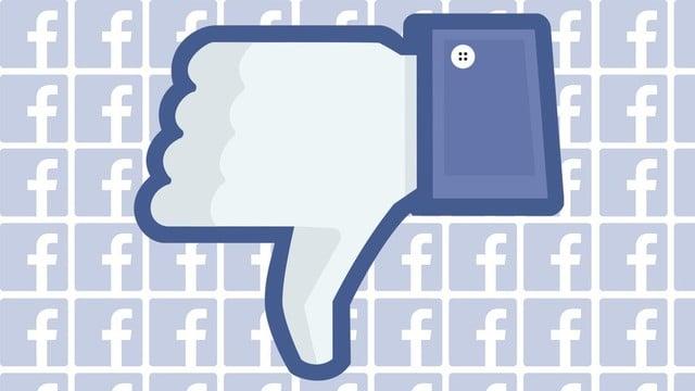 Nút 'không thích' sẽ xuất hiện trên Facebook? 1