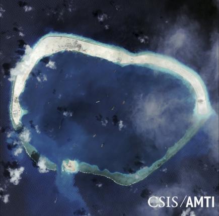 """Trung Quốc """"nuốt lời"""" trong vấn đề Biển Đông 1"""