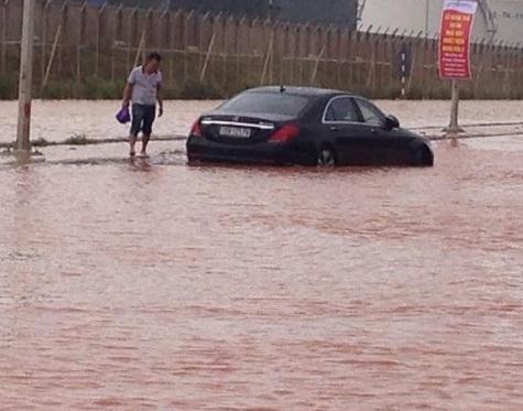 Hình ảnh Mưa lớn ở Thanh Hóa, nhiều vùng bị cô lập số 2
