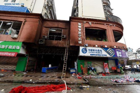 Trường mẫu giáo chìm trong biển lửa, 109 trẻ nhập viện 10