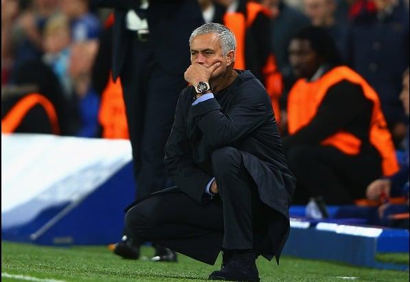 Hình ảnh Mourinho nói gì sau chiến thắng