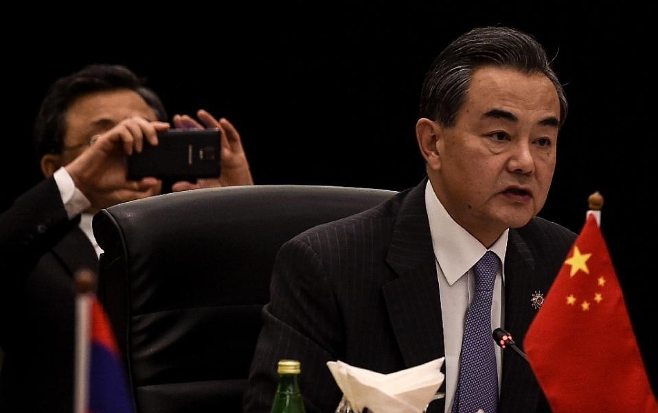 Ngoại trưởng Trung Quốc trắng trợn tuyên bố chủ quyền trên Biển Đông 1