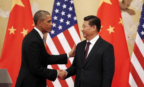 Tổng thống Obama đích thân giải quyết các lệnh trừng phạt Trung Quốc 1
