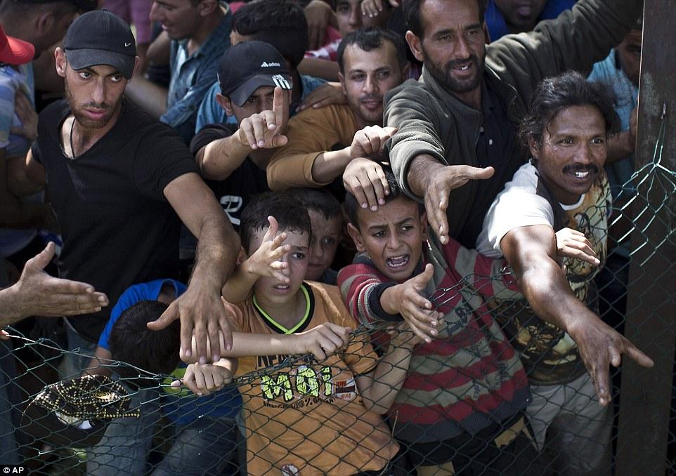 Tới lượt Croatia 'quay lưng' với người nhập cư 3