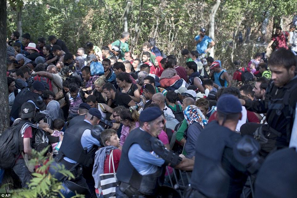 Tới lượt Croatia 'quay lưng' với người nhập cư 5