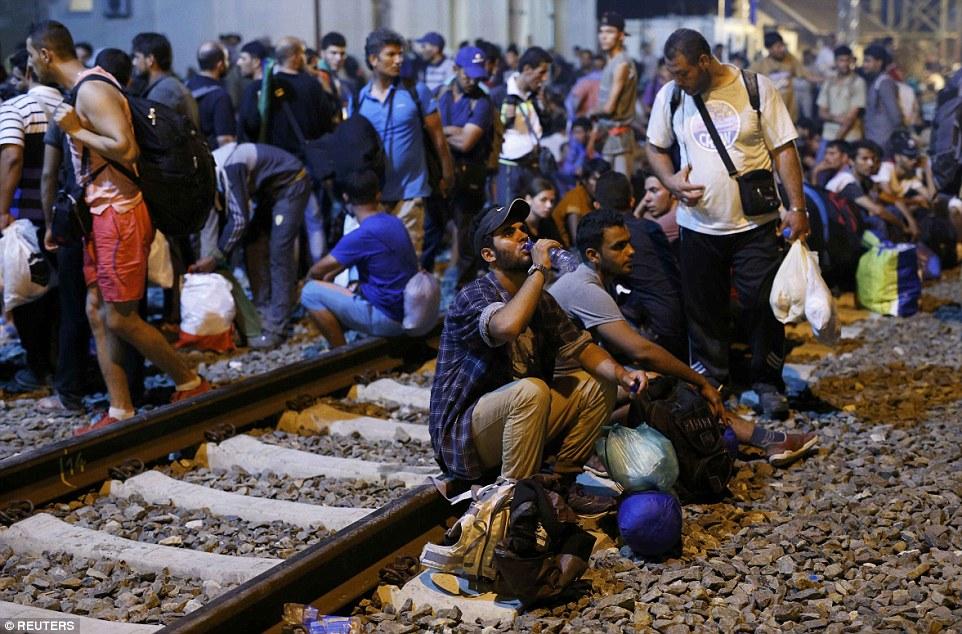 Tới lượt Croatia 'quay lưng' với người nhập cư 6