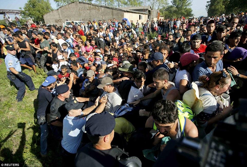 Tới lượt Croatia 'quay lưng' với người nhập cư 7