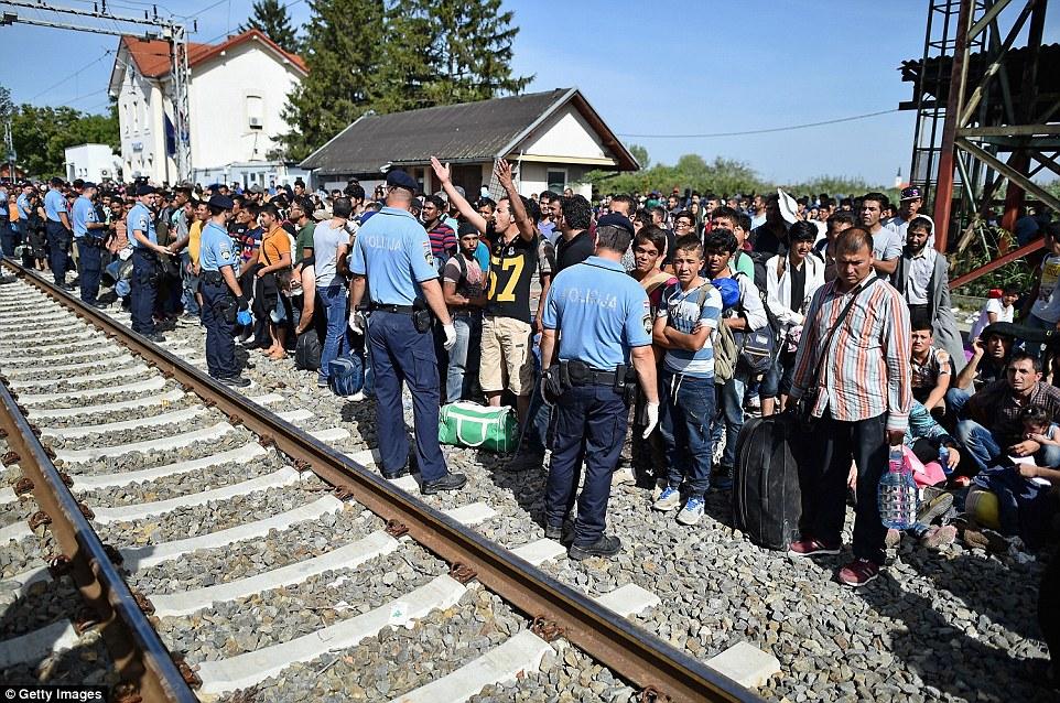 Tới lượt Croatia 'quay lưng' với người nhập cư 8
