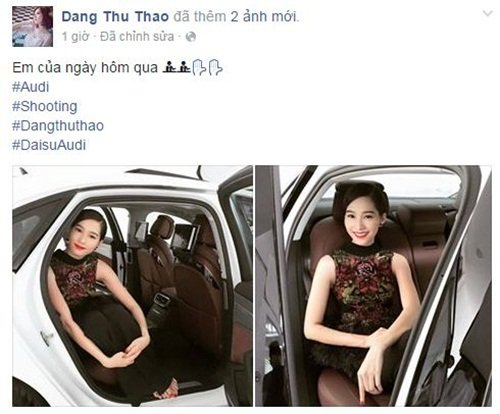 Facebook sao Việt: NSƯT Chiều Xuân trẻ trung ở tuổi 48 2