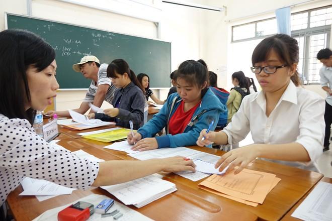 Gần 70 trường tiếp tục tuyển nguyện vọng 3 1