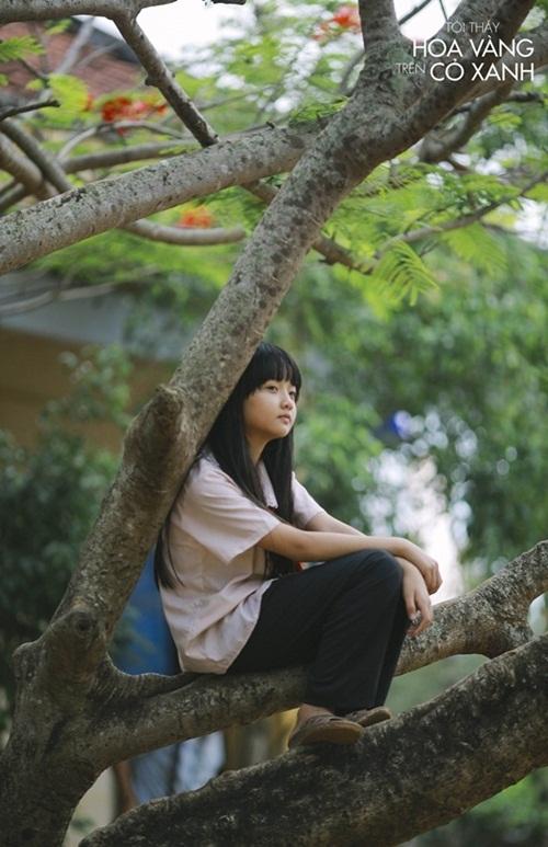'Phượng nở giữa ngày đông' trong phim 'Tôi thấy hoa vàng trên cỏ xanh' 3