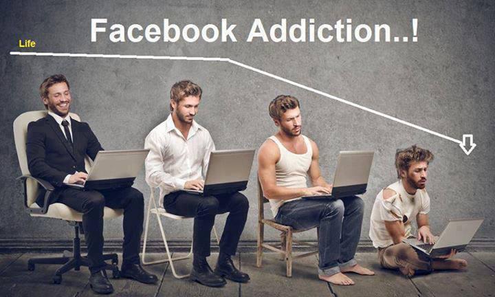 Personas insoportables de los que eres amigo en Facebook