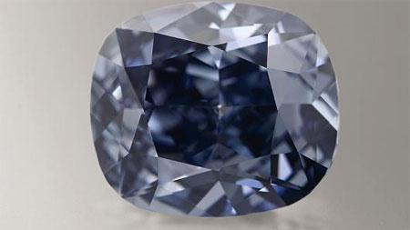 Kim cương màu cam, xanh đắt giá nhất thế giới 1