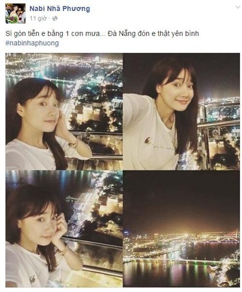 Facebook sao Việt: NSƯT Chiều Xuân trẻ trung ở tuổi 48 7