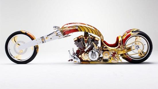 Những mẫu xe mô tô hình dáng kỳ dị nhất thế giới 3