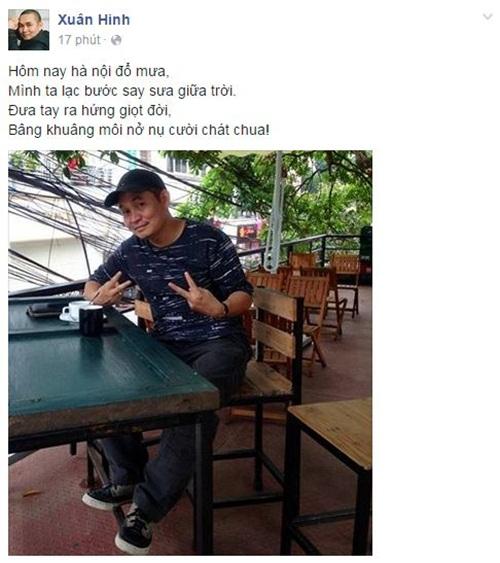 Facebook sao Việt: NSƯT Chiều Xuân trẻ trung ở tuổi 48 15